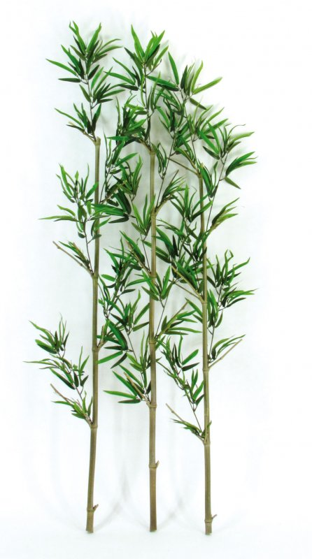 Vendita Piante Bambu Milano.Bamboo U V Resistance 3 Canne Cm 150 3f Piante Artificiali