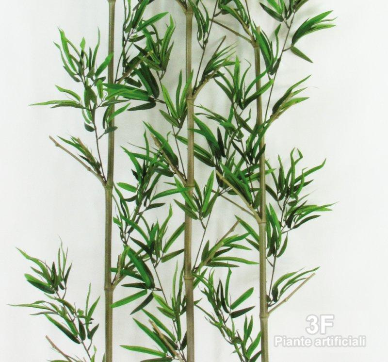 Bamboo u v resistance 3 canne cm 150 3f piante for Canne di bambu per pergolati