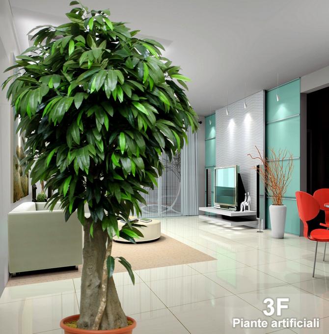 Vendita online piante artificiali verde verticale milano for Alberi in vendita