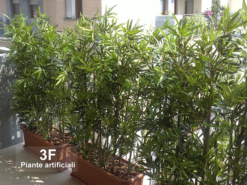 Vendita Piante Bambu Milano.Bamboo U V Resistance 3 Canne Altezza Cm 300 3f Piante Artificiali