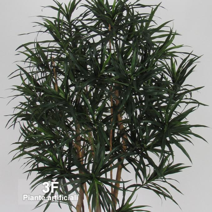Dracena reflexa altezza cm 150 3f piante artificiali for Piante artificiali milano