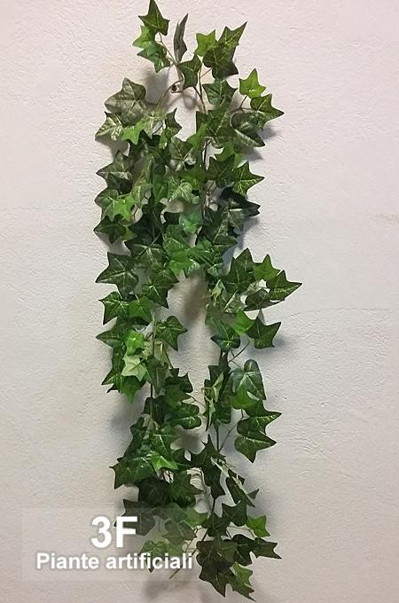 Filo edera ghirlanda uvr altezza cm 180 uvr for Piante artificiali