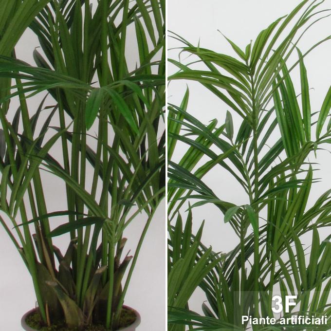 Kentia xxl palma altezza cm 150 vaso cm 30 3f for Piante artificiali