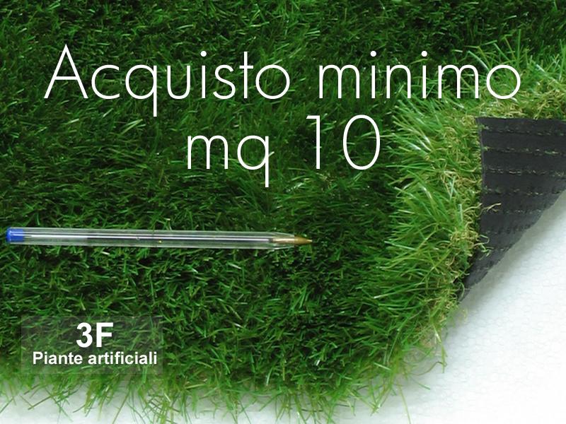 Prato sintetico mm 55 mq 43 79 costo al mq 43 79 for Acquisto piante