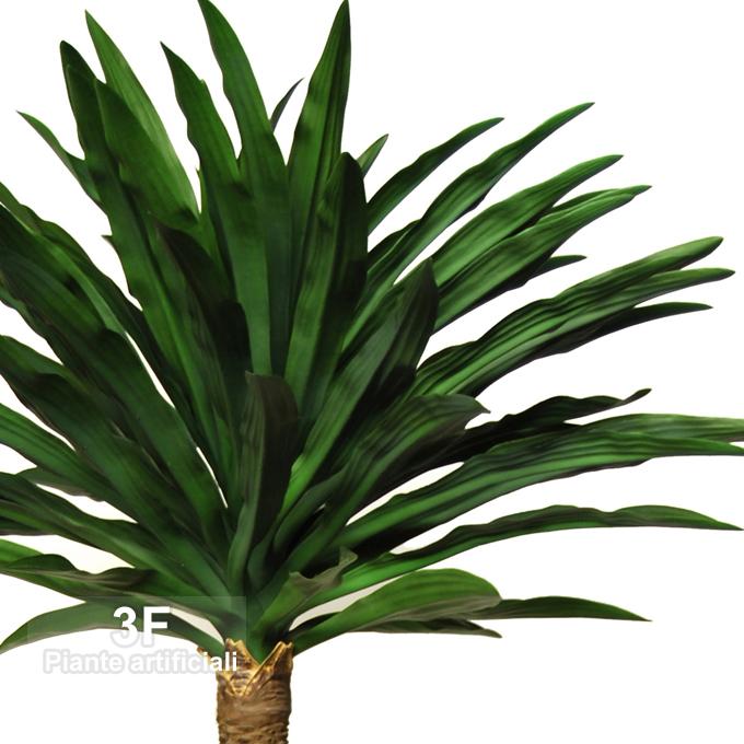 I yucca gloriosa altezza cm 270 3f piante artificiali for Piante artificiali