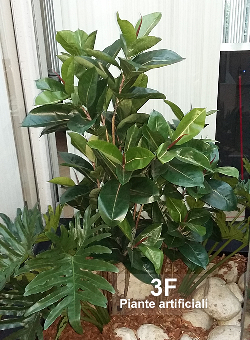 Piante artificiali allestimenti 3f piante artificiali for Piante artificiali