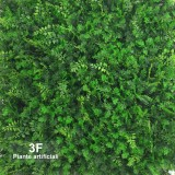 SIEPE SMALL JUNGLE CM 50 X 50 -siepe artificiale verde verticale tropicale
