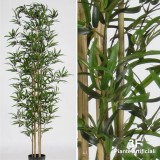 BAMBOO  U.V. RESISTANT-bamboo artificiale canna naturale