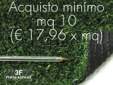 Prato Sintetico mm 20 mq € 17,96-erba artificiale